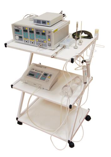 Процедура лазерної терапії